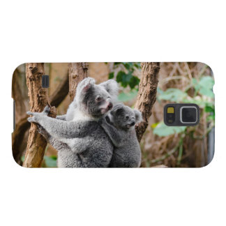Süßer Koala betrifft Baum Samsung S5 Cover