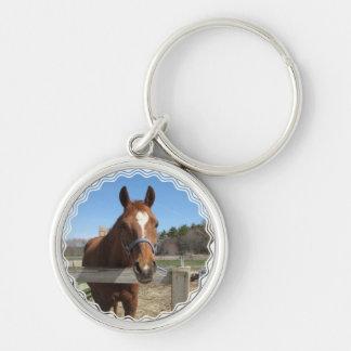Süßer Quarterhorse Keychain Schlüsselanhänger