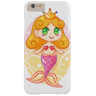 Süßes Meerjungfrau-Prinzessin iPhone 6/6s plus Barely There iPhone 6 Plus Hülle