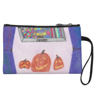 Süßigkeits-Geschäfts-Endzusatz-Tasche Kleine Clutch