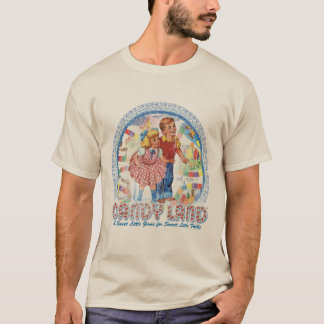 Süßigkeits-Land - ein süßes kleines Spiel T-Shirt