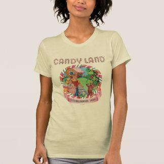 Süßigkeits-Land stellte 1945 her T-Shirt