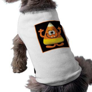 Süßigkeits-Mais-Monster Shirt