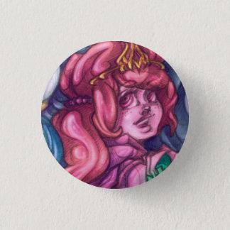 Süßigkeits-Prinzessin Pin Runder Button 3,2 Cm