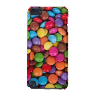 Süßigkeitsphotographie-Foto der iPod Touch 5G Hülle