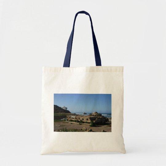 Sutro Bad-Ruinen - San Francisco Taschen-Tasche Budget Stoffbeutel