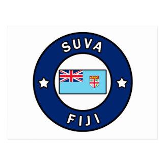 Suva Fidschi Postkarte