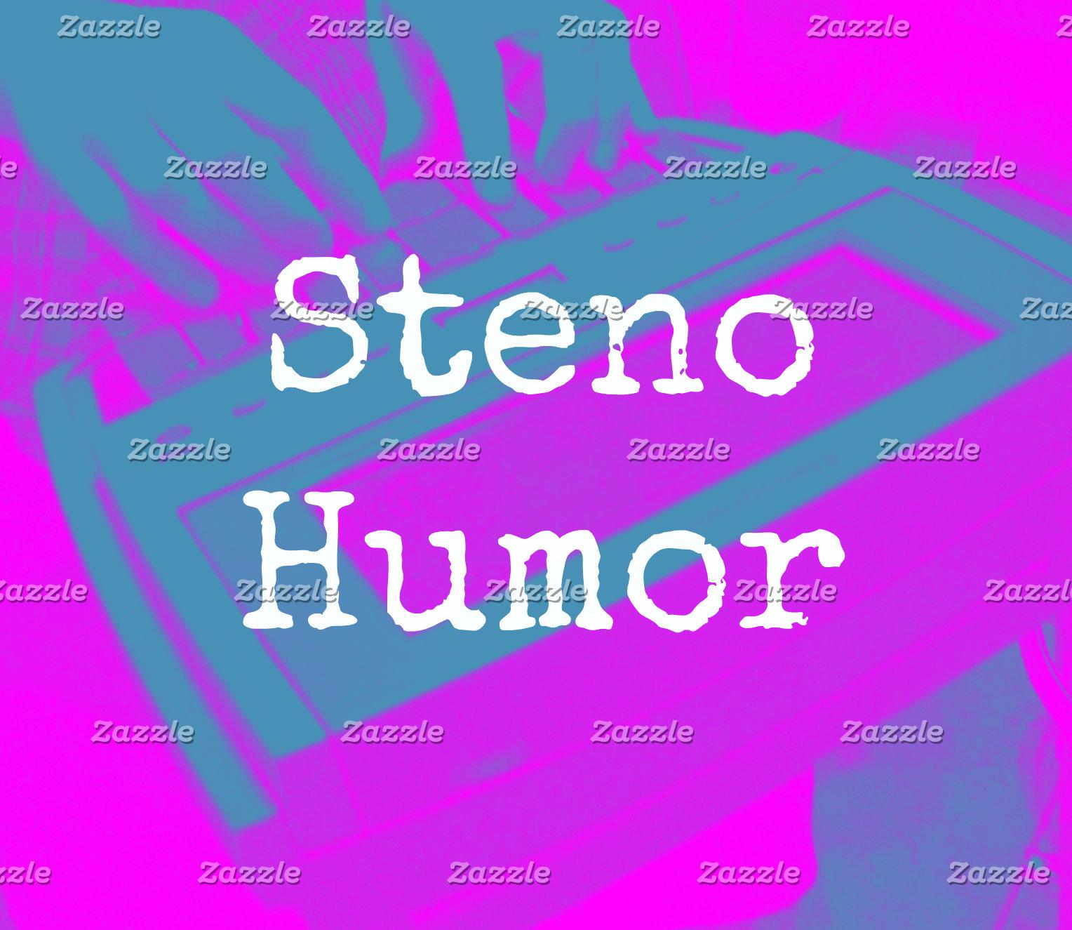 Steno Humor