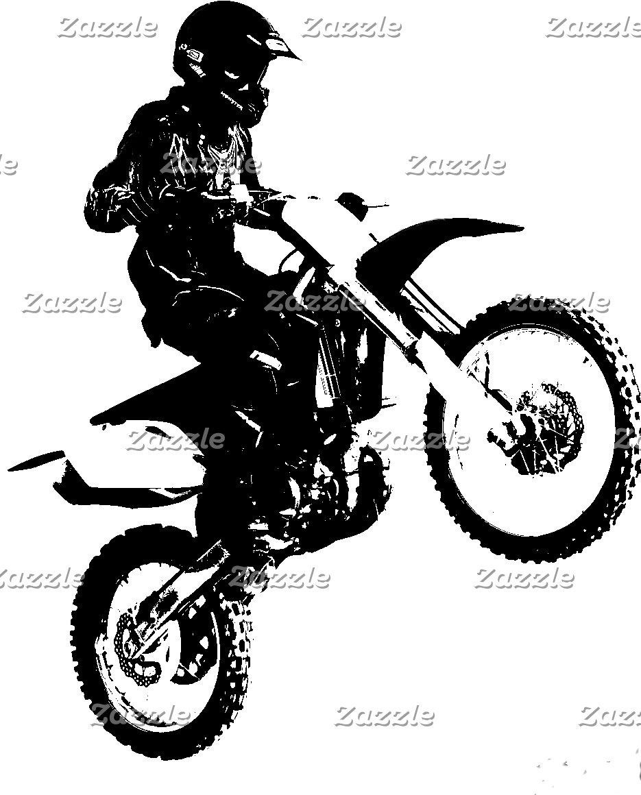 Dirt Bikes T-Shirts
