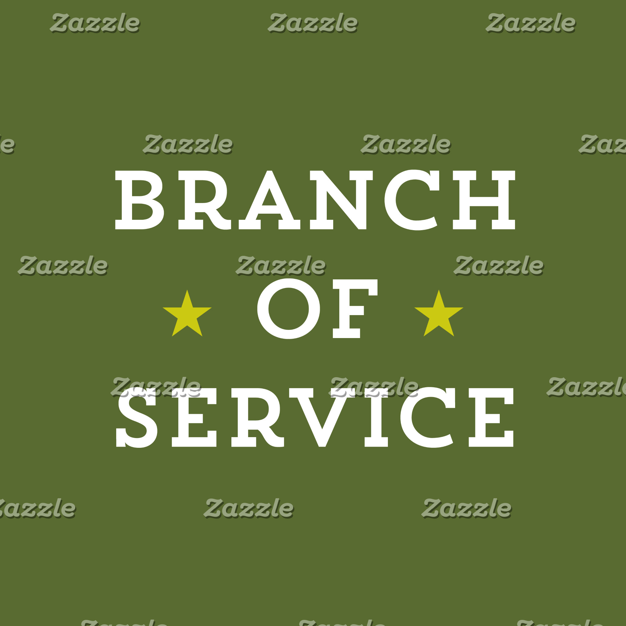 Branch of Service