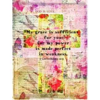 2 Corinthians 12:9