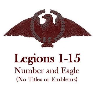 Legions 1-15 Basic