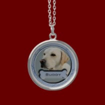 Animal and Pet Memory Necklaces