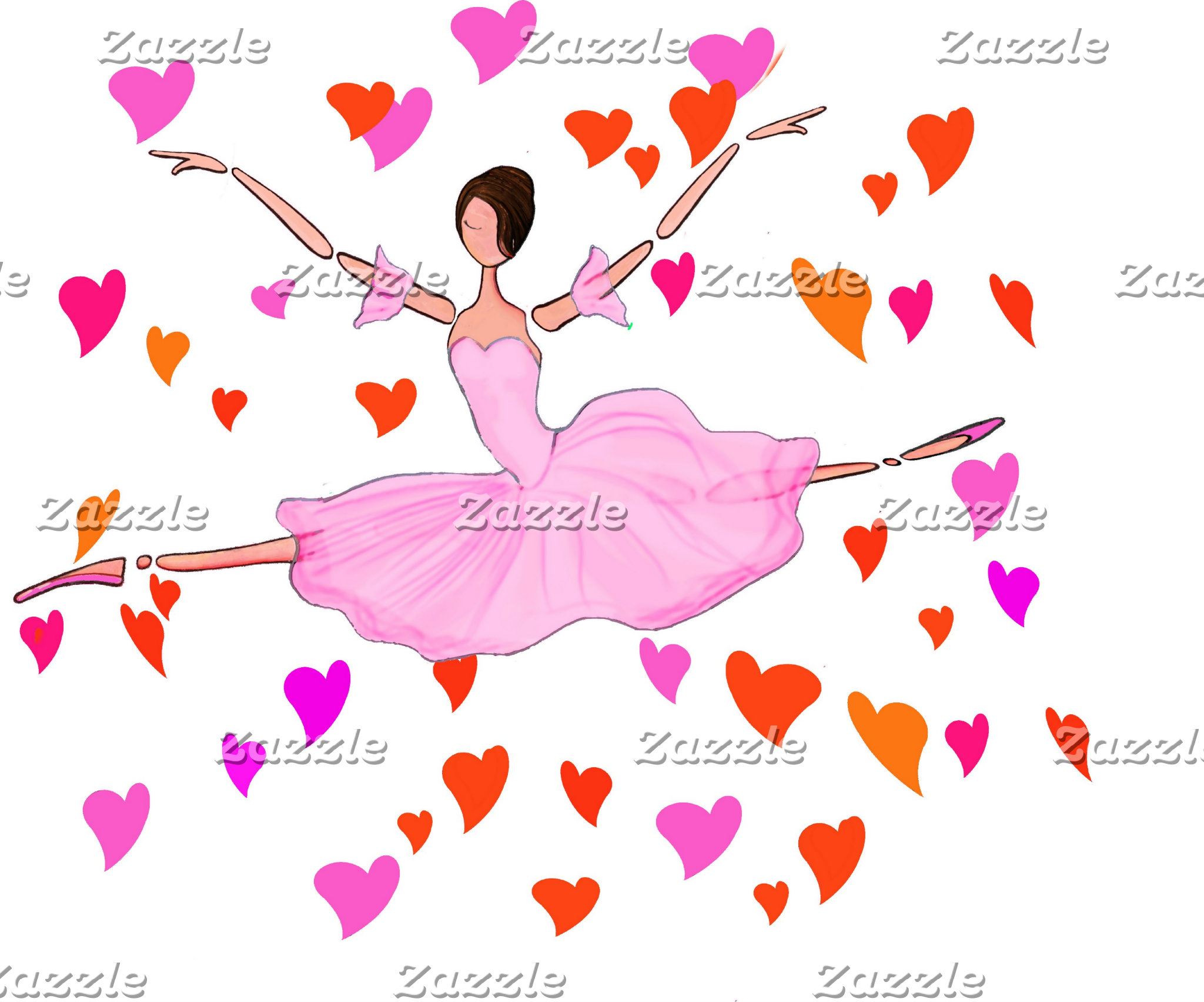 Ballet makes you Jump