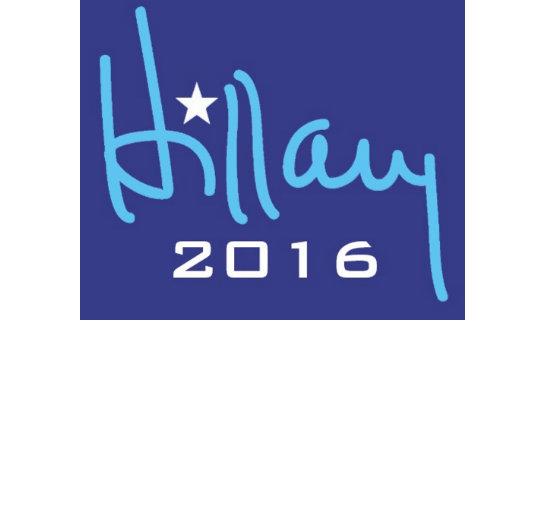 Go Blue for Hillary