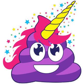 Unicorn Poop Emojis