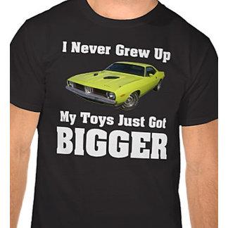 I Never Grew Up