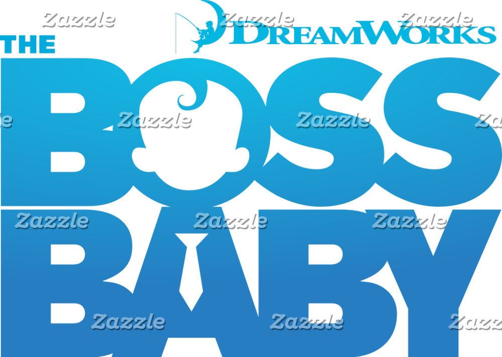 The Boss Baby Logo