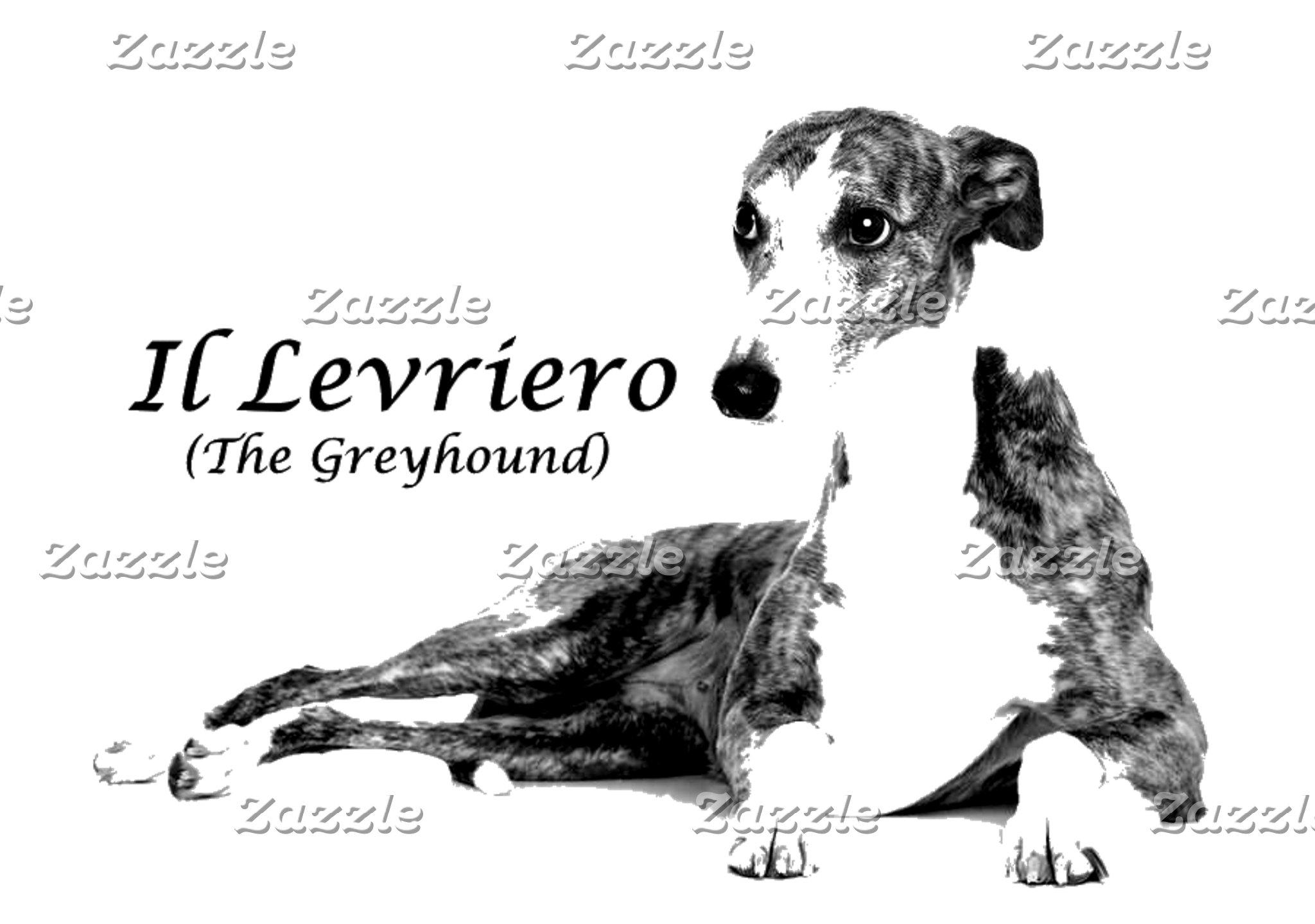 Levrieri (Greyhounds)