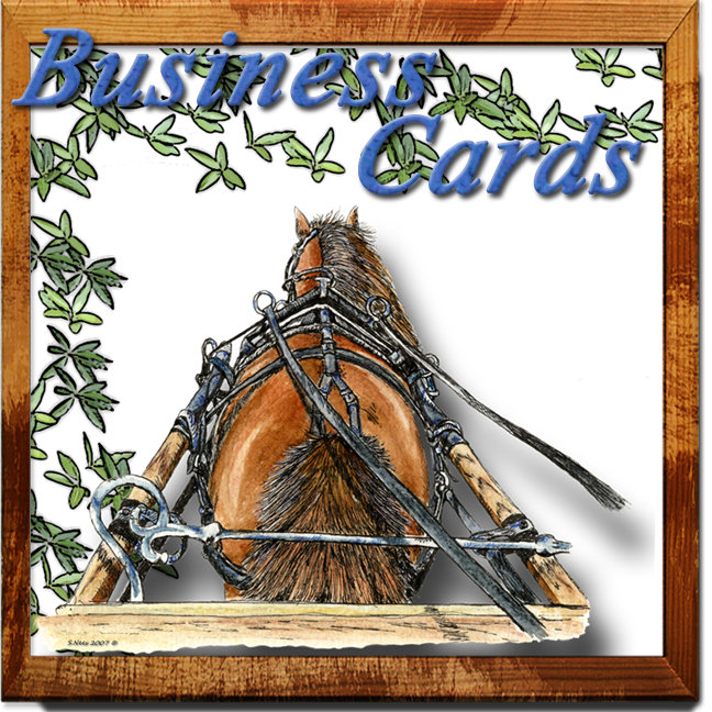 Business cards and Letter heads
