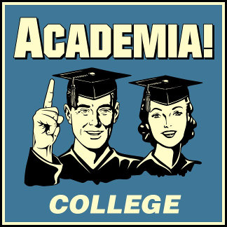 College RetroSpoofs