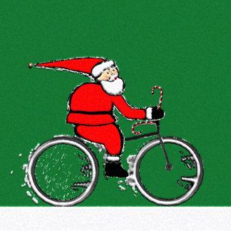 CYCLING SANTA