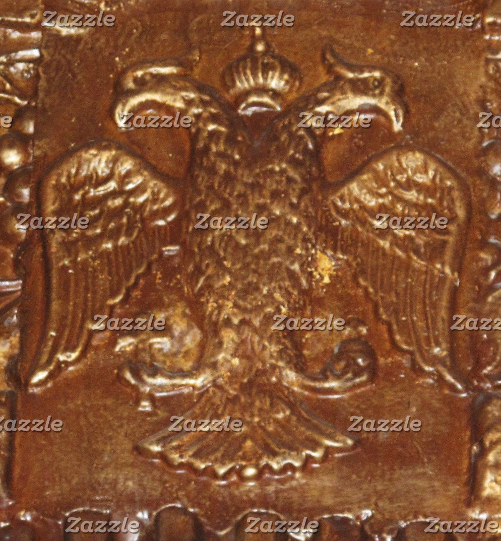 Double Headed Eagle Byzantine Empire Coat Of Arms