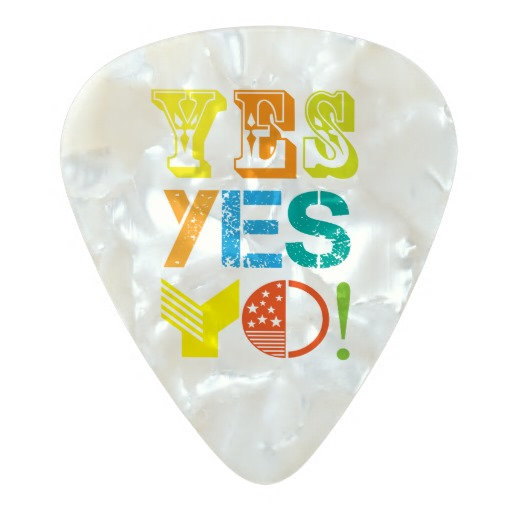 funky quotes guitar picks