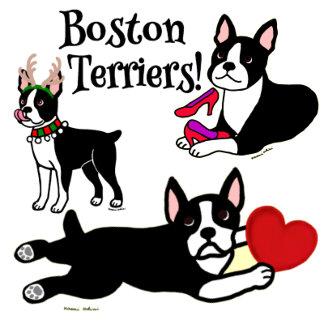 Boston Terrier Designs