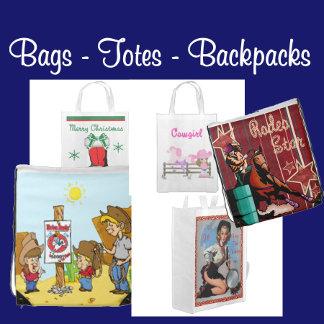 Western Bags - Totes - Backpacks