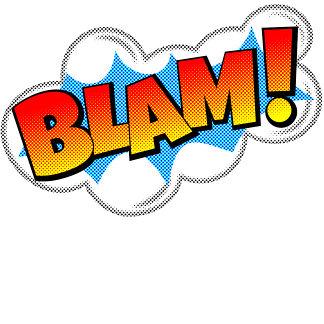 BLAM! Comic Book Explosion