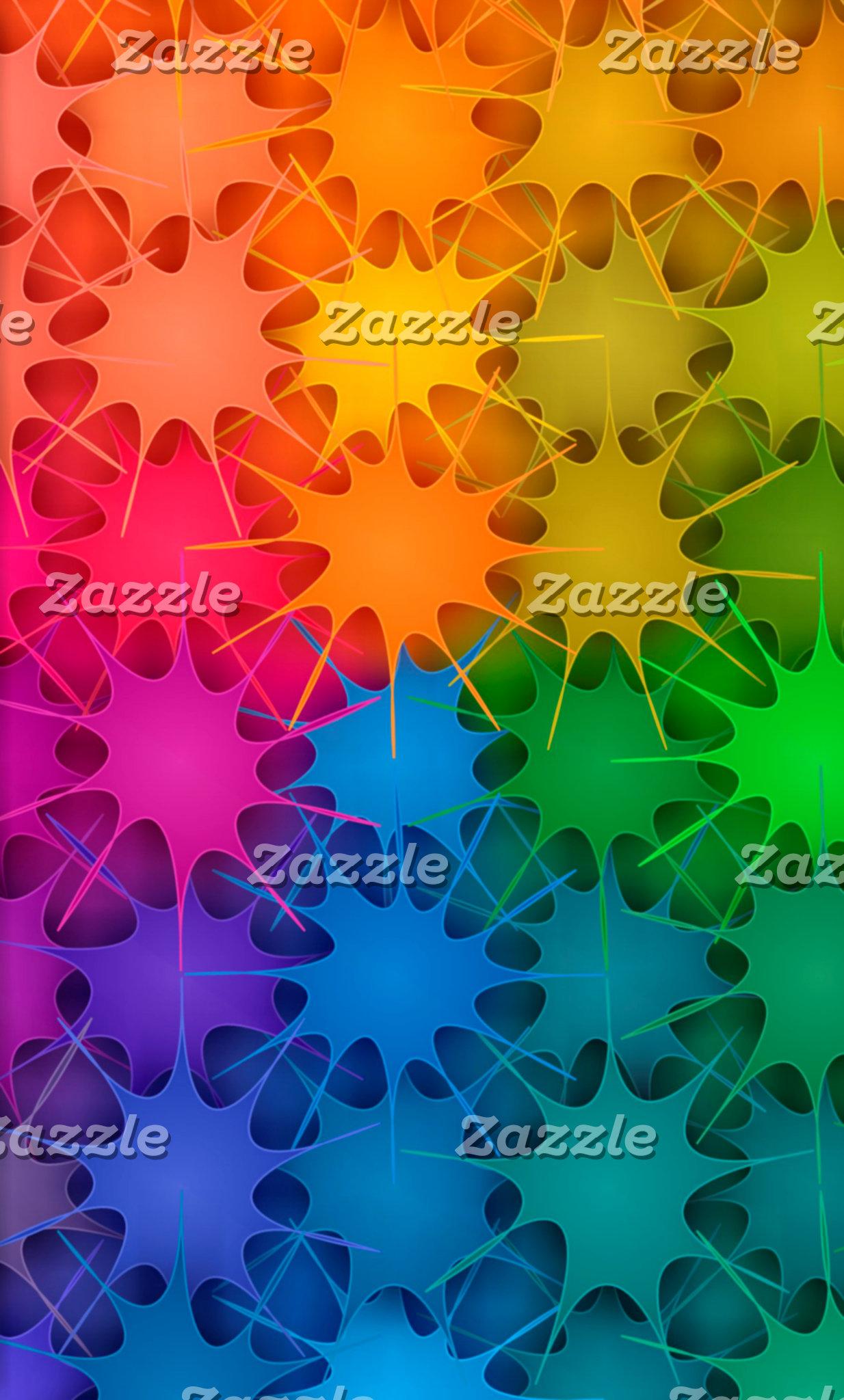 Rainbow Splat!