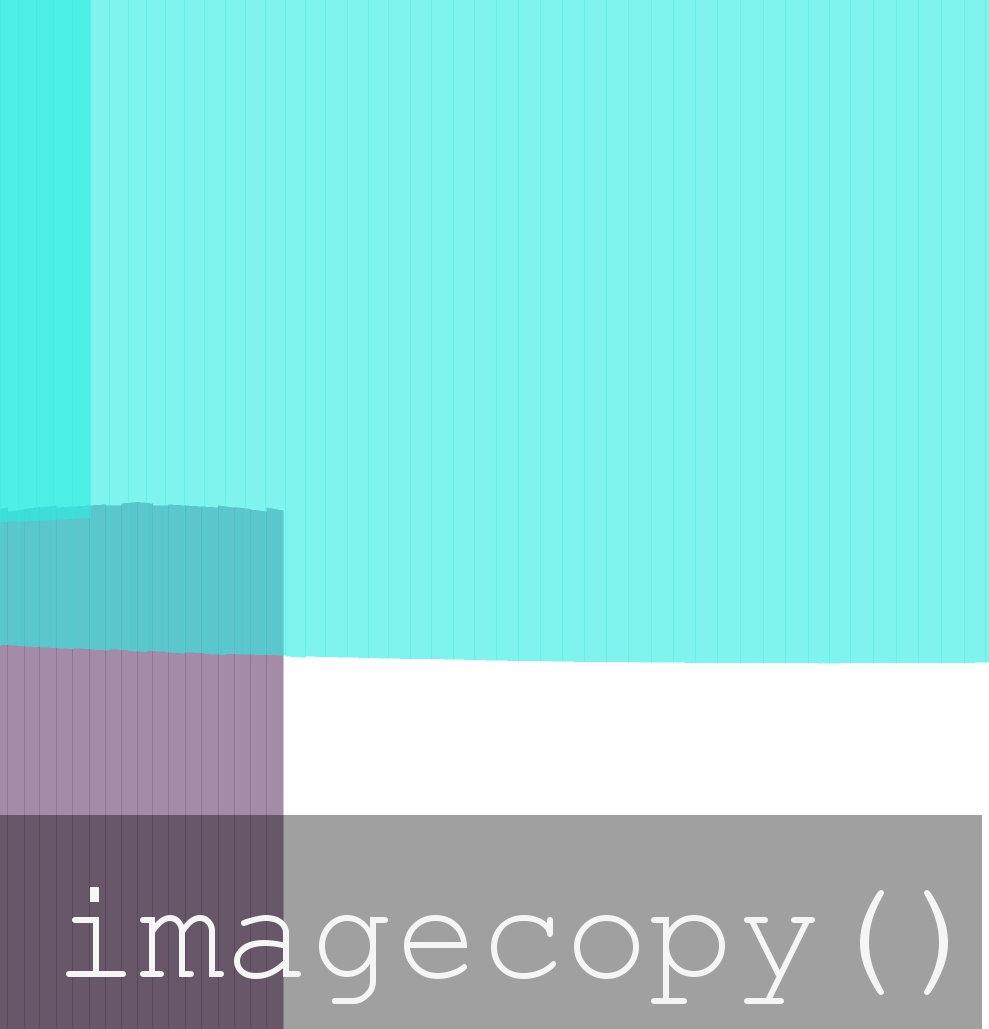 imagecopy() Designs