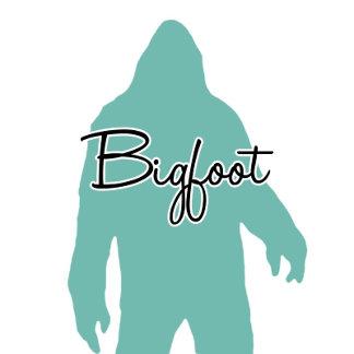 Bigfoot And Sasquatch