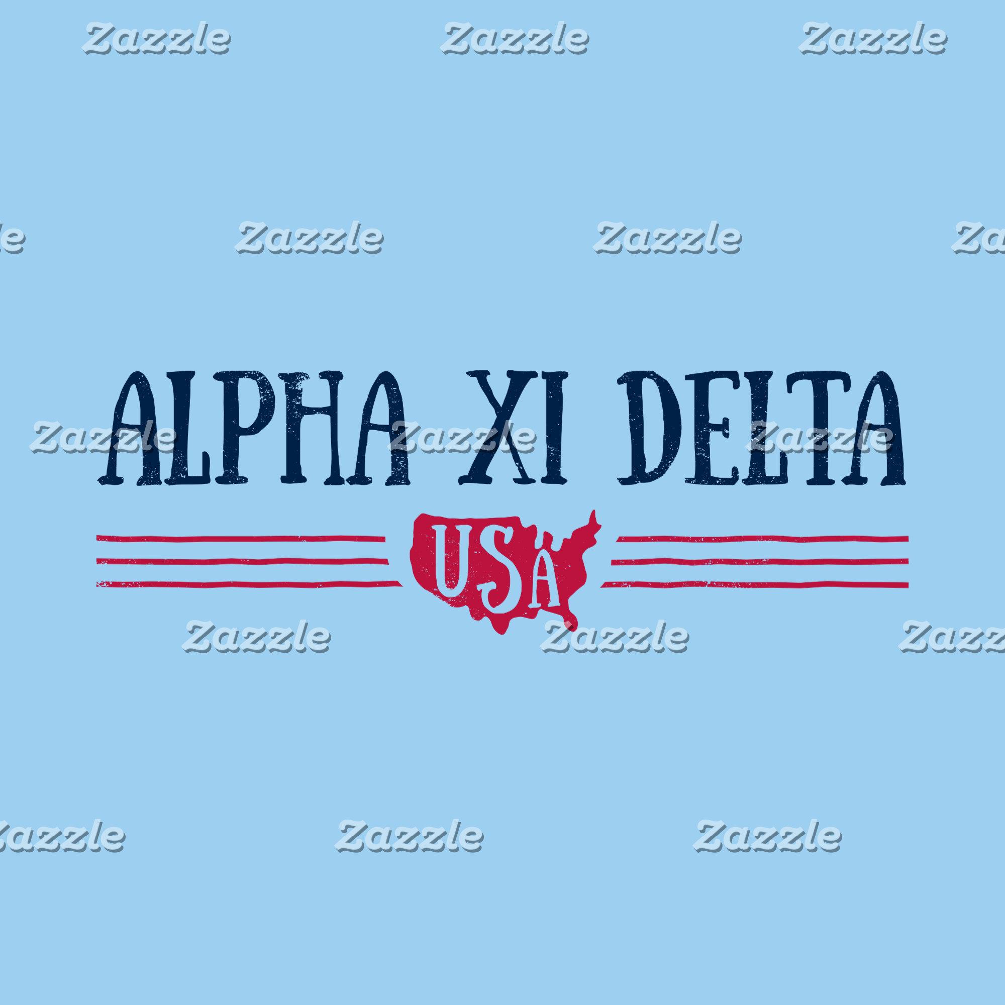Alpha Xi Delta - USA