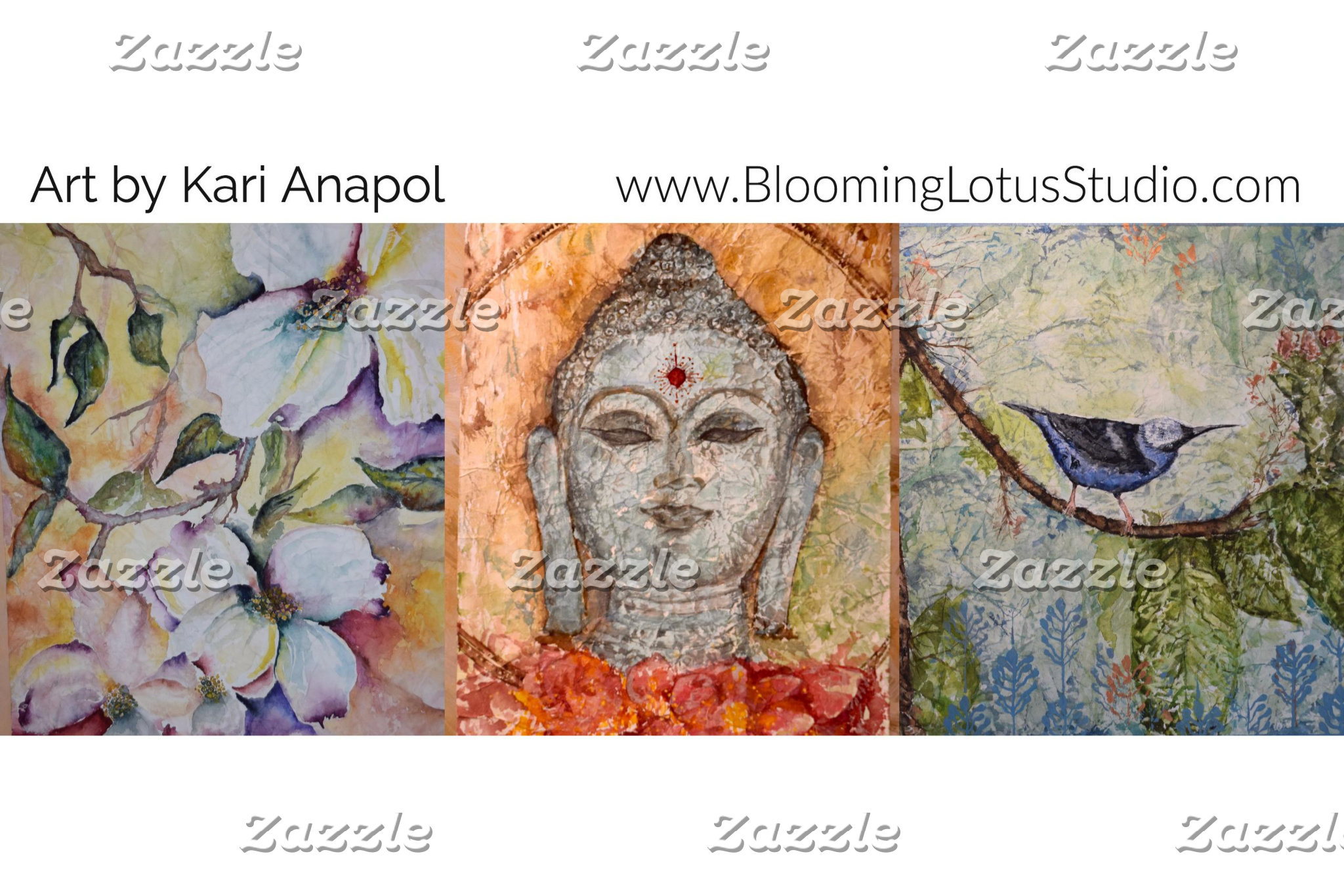 Watercolor Art Design Products