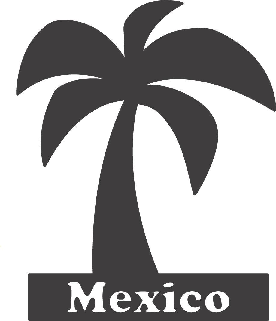 Palm Tree (Mexico Vacation)