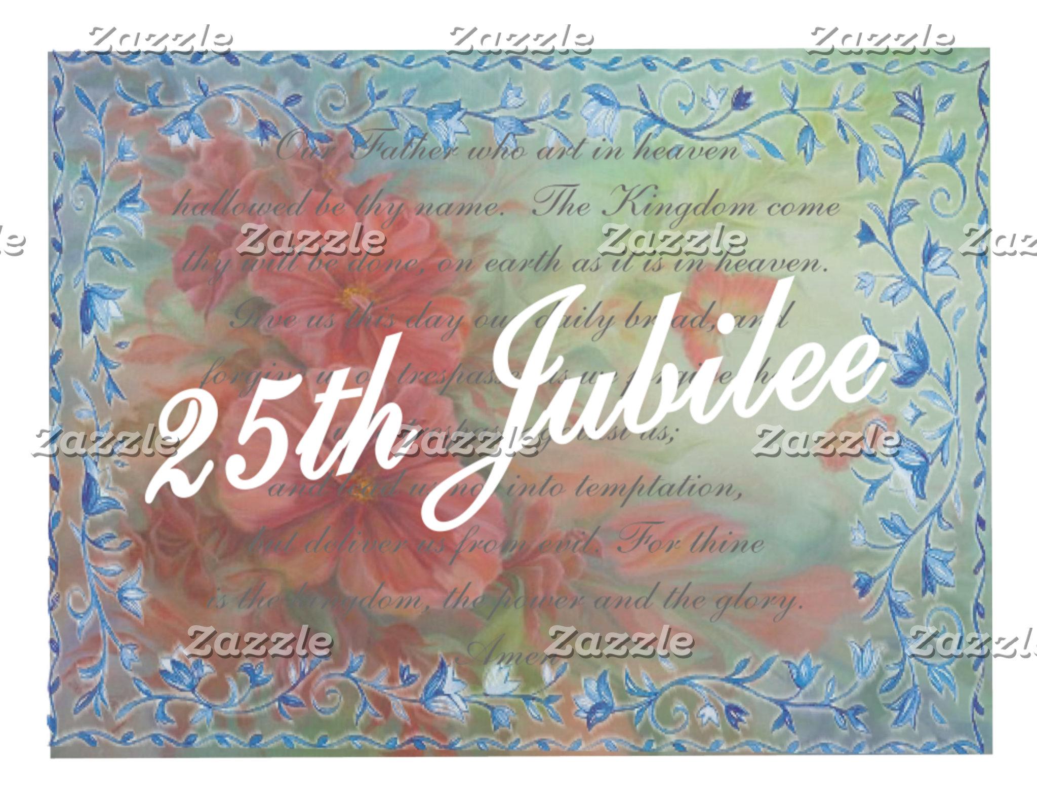 Jubilee Invitations