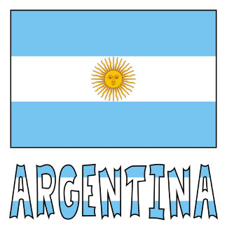 Argentine Flag and Argentina