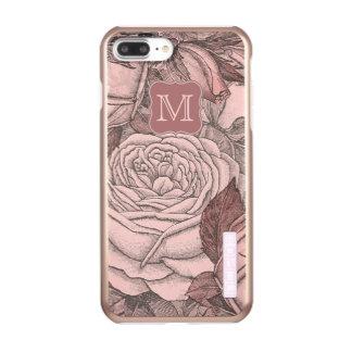 Decorative Vintage Rose Blush Art