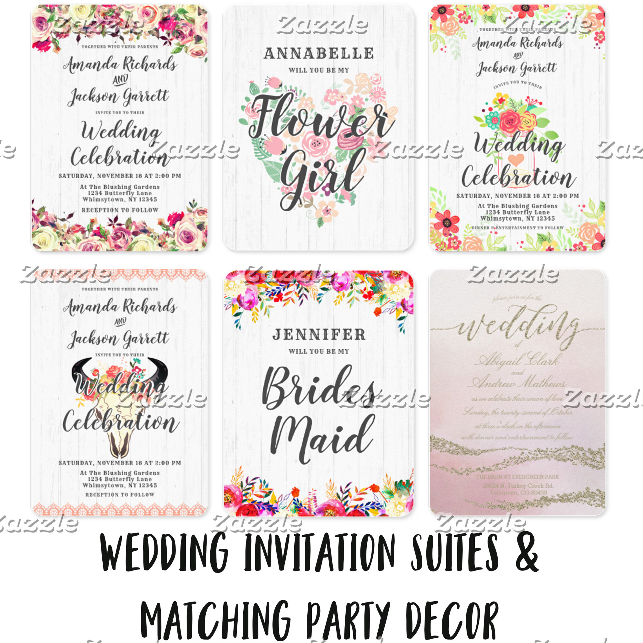 Wedding Collections