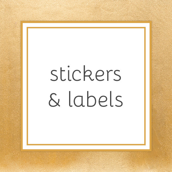 STICKERS / LABELS