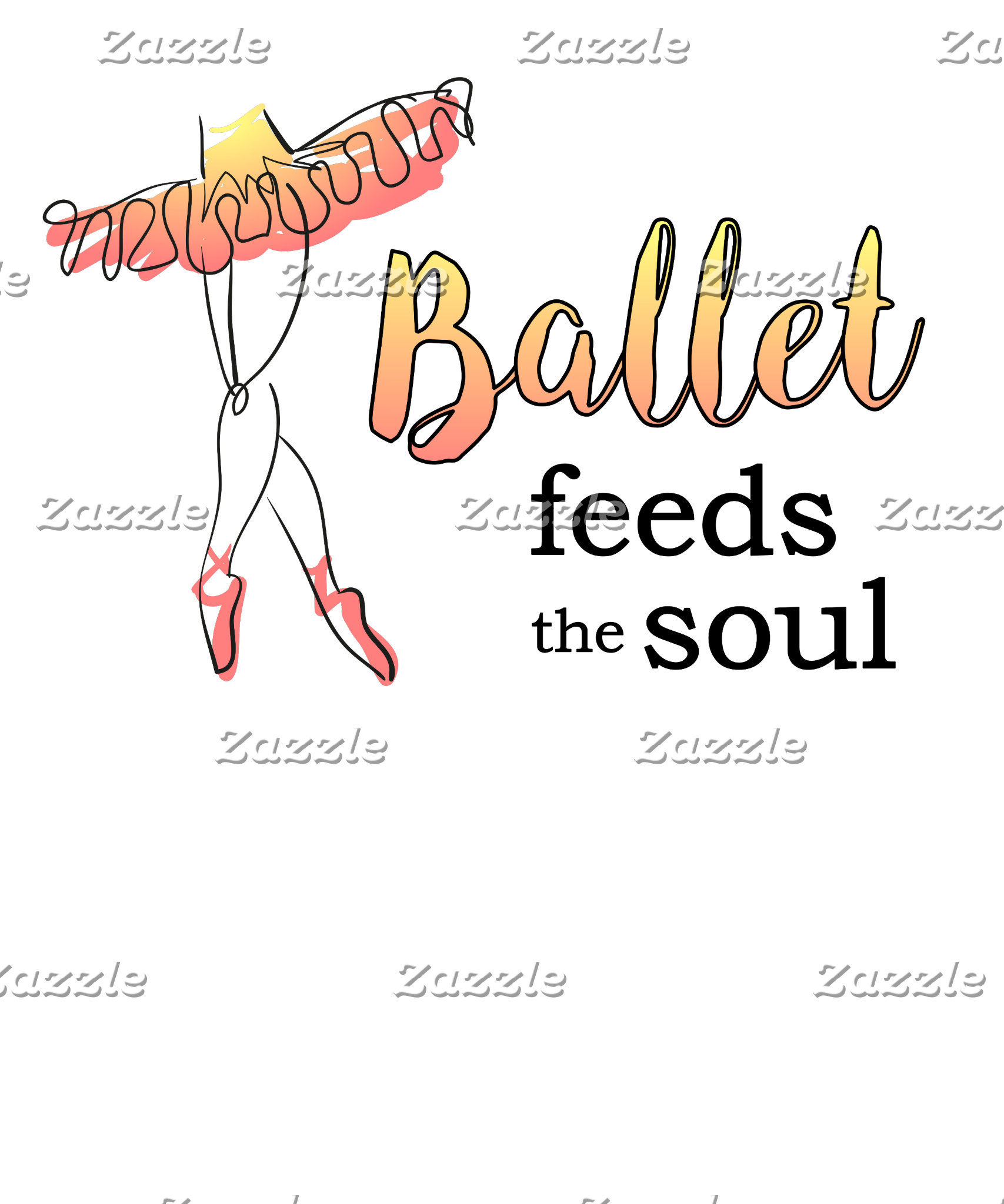 Ballet Feeds the Soul