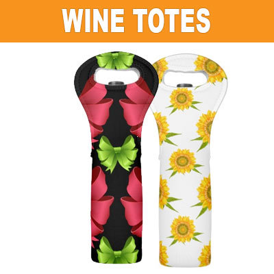 Wine Totes, Charms and Wine Accessories
