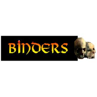Binders