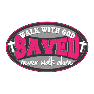 Walk With God(Pink)