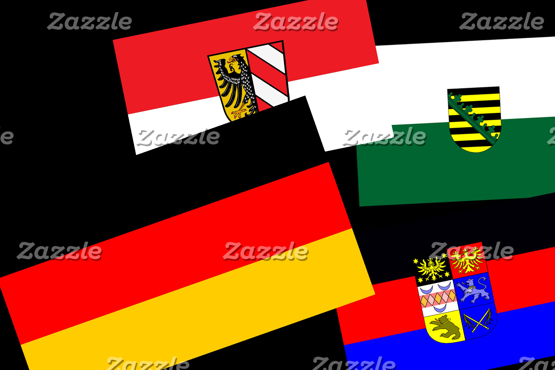 Germany and German States/Regions
