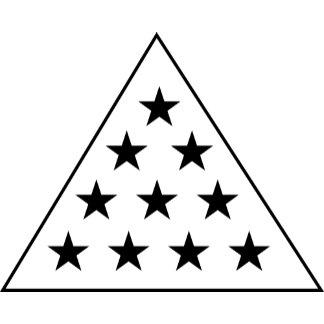 Sigma Pi Pyramid B+W