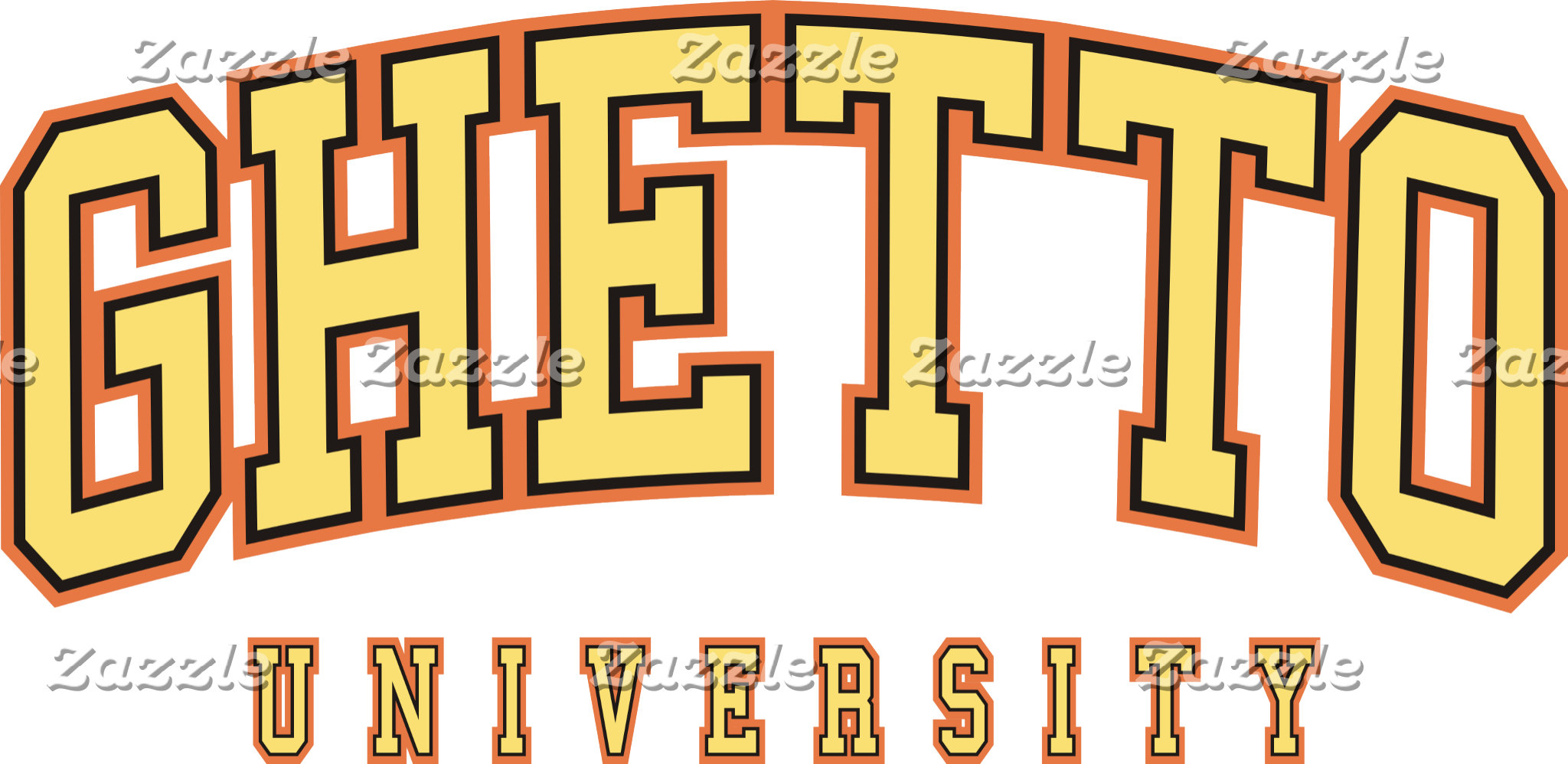 Ghetto University Gold