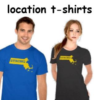 Location T-Shirts